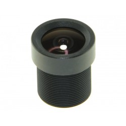 2.5mm 12x0.5 CCD Fish Eyes Lens - IR Block