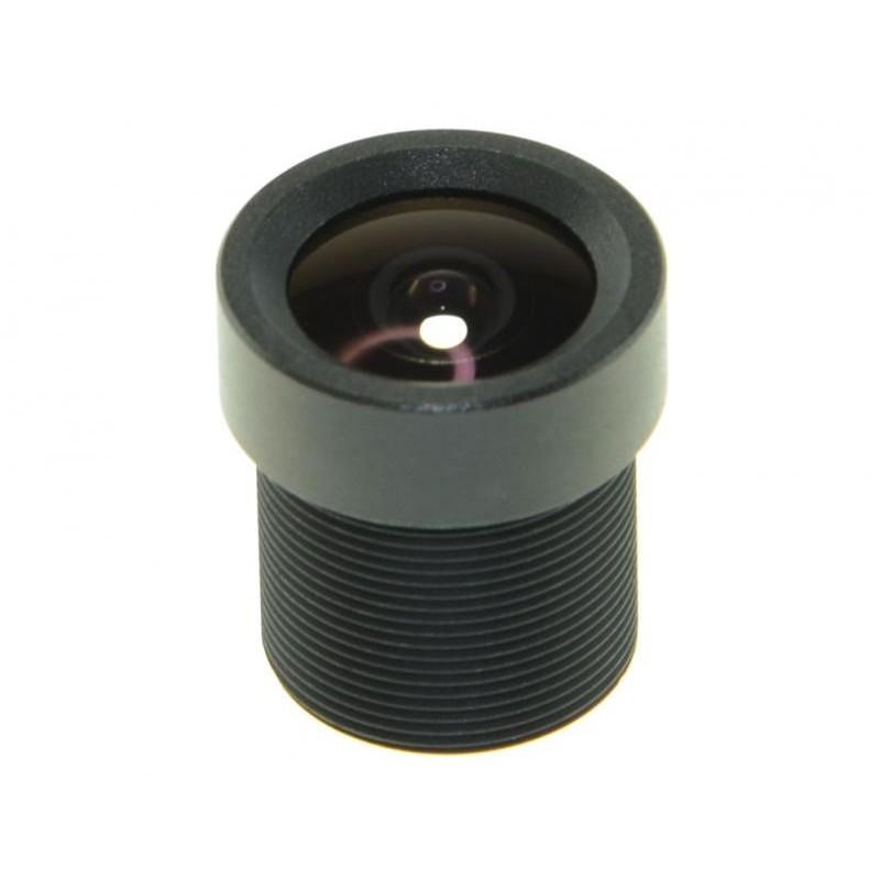 Lentille 2.5mm 12x0.5 CCD Fish Eyes - IR Block