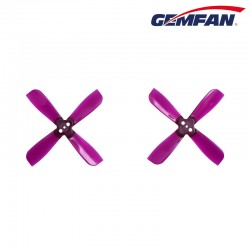 GEMFAN 2035 - 3 trous - Polycarbonate - 4pcs