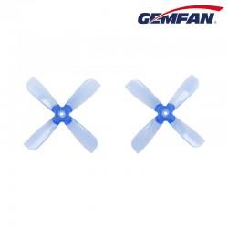 GEMFAN 2035 - 1 trou - Polycarbonate - 4pcs