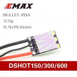 Emax ESC Bullet Series 20A  (DShot)