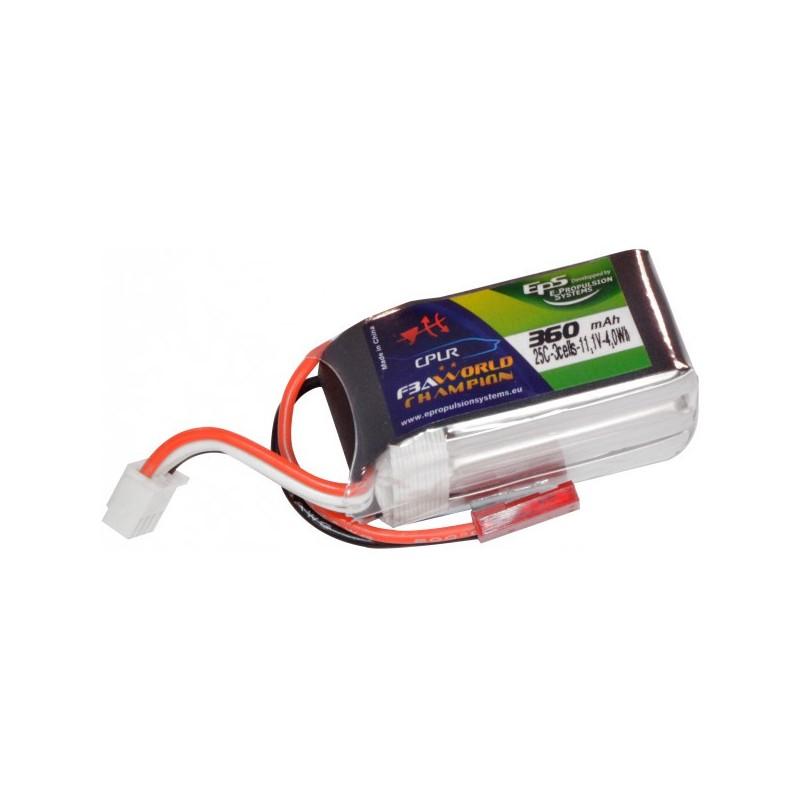 Batterie Lipo EPS 3S 360mAh 25C