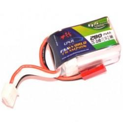 Batterie Lipo EPS 3S 280mAh 25C