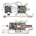 Matek PDB FCHUB-6S 184A - BEC 5/10V