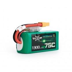 Batterie Lipo Acehe 4S 1300mAh 75C