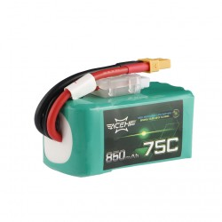 Acehe 4S 850mAh 75C Lipo Battery