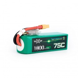 Batterie Lipo Acehe 4S 850mAh 75C