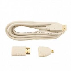 Cable HDMI Vers mini et micro