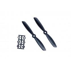 HQPROP 5.5x4.5 reinforced fibers Propellers (4 pcs) -2X CW + 2XCCW
