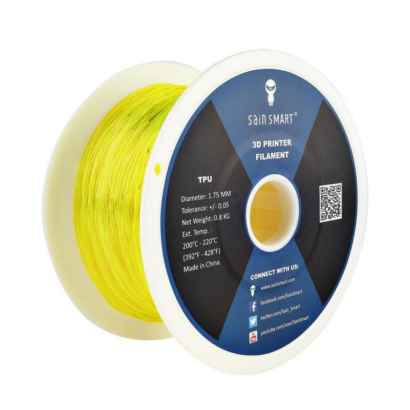Sain Smart Filament TPU 1.75mm - 1kg (Net 0.8kg)