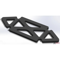 "ALIEN 5"" LIPO PAD - 3MM BLACK"