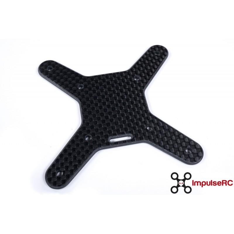 Main plate 2.5mm pour Helix de ImpulseRC