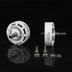 Emax RS2306 - 2750 Kv - White Edition Motor Bell