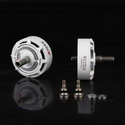 Cloches pour Moteur Emax RS2306 - 2400 Kv - White Edition