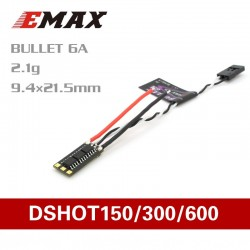 Emax ESC Bullet Series 6A (BLheli_S)