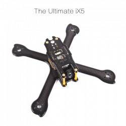 Chassis Ultimate iX5 En Carbone moulé  de iFlight