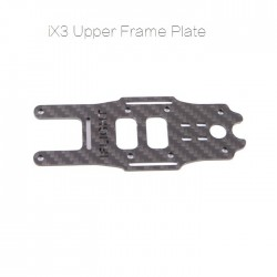 Iflight iX3 Plaque Superieure 1.5mm
