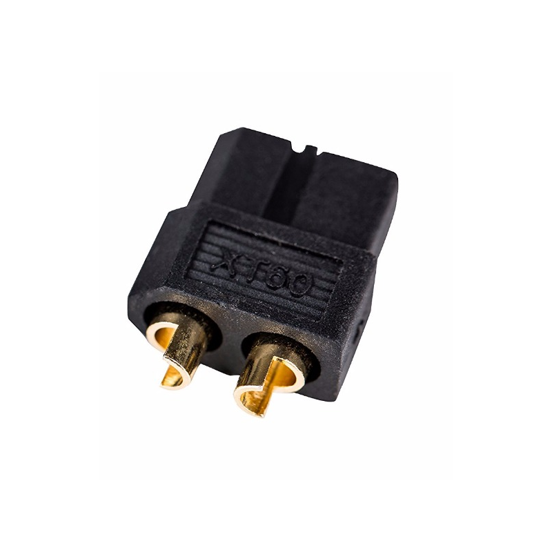 XT-60 BLACK Female Connector
