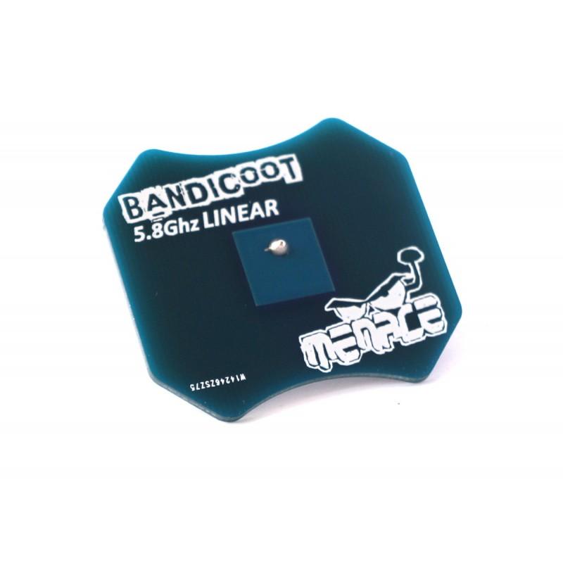 Antenne Linéaire Bandicoot 5.8Ghz - Menace RC