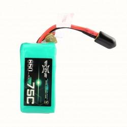 Batterie Lipo Acehe 3S 650mAh 75C