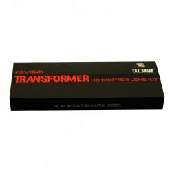 Kit de lentilles pour Transformer HD