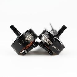 Emax LS2207 - 2400 Kv Motor - Black