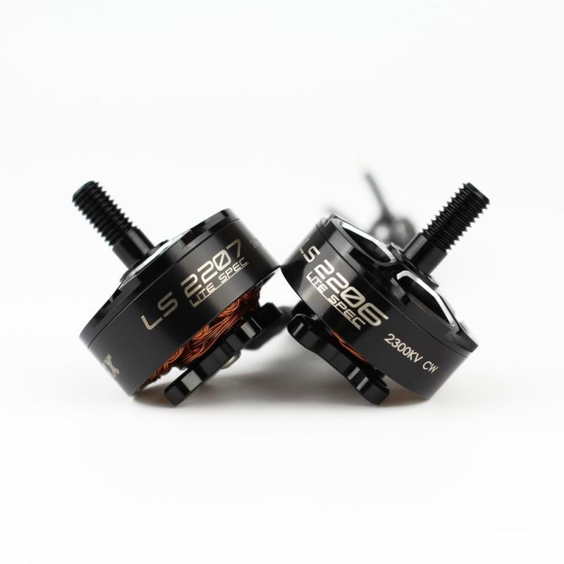 Moteur Emax LS2207 - 2550 Kv - Black