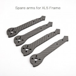 Paire de bras pour XL5 226mm
