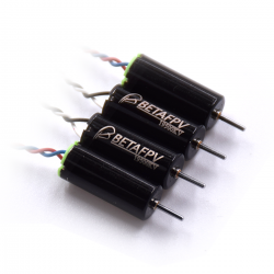 Moteurs Brushed 6x15mm 19500KV (2CW+2CCW)