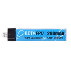 BETAFPV Lipo 1S 260mAh HV