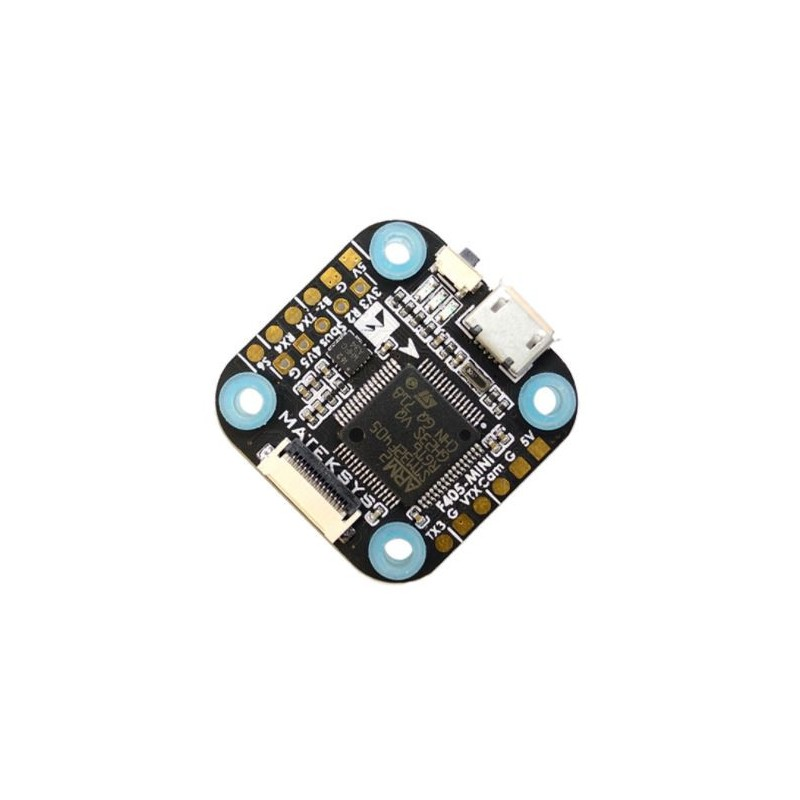 Matek Flight Controller F405-Mini - OSD