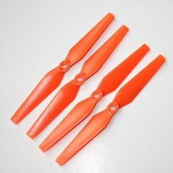 Hélices HQProp 6x35 renforcées fibres (4 pces) -2x CW + 2xCCW