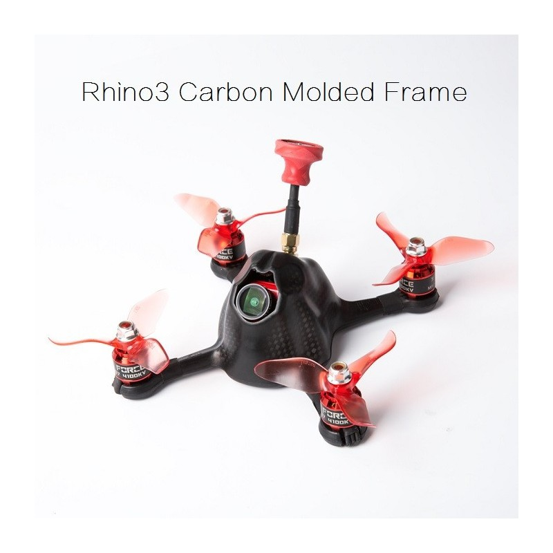 Iflight Rhino3 Carbone Moulé FPV Racing Frame