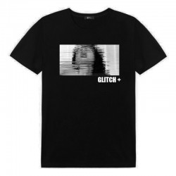 Glitch + T-Shirt