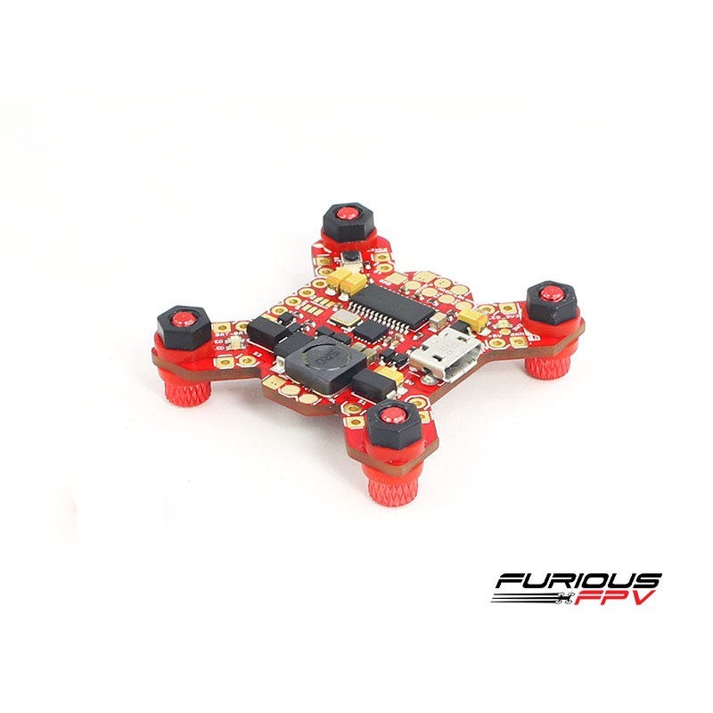 FORTINI F4 32Khz OSD Flight Controller