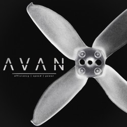 "Emax AVAN Micro 2"" Propellers - 3 sets (6xCW+6xCCW)"