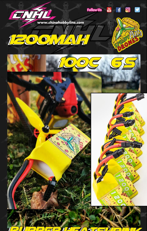 Details CNHL 1200 6S 100C PIZZA