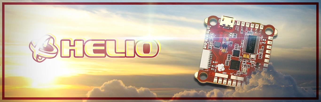 helioRC spring IMU-F