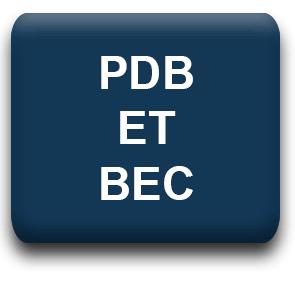 PDB ET BEC