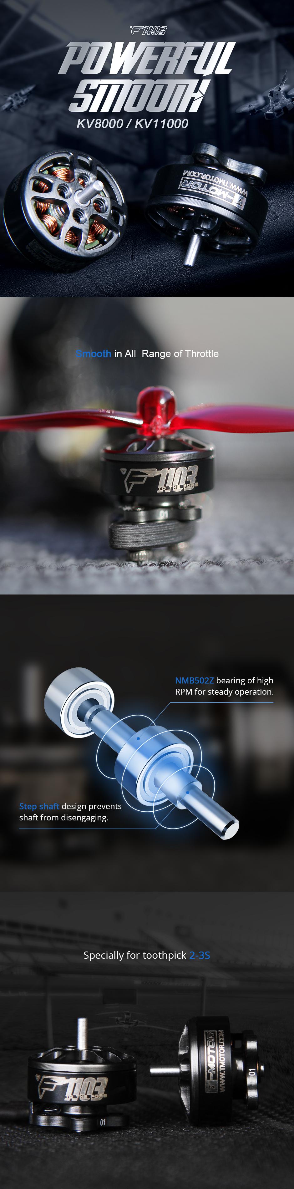 tmotor f1103