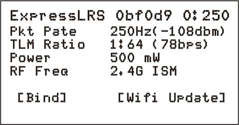ELRS Nano TX module