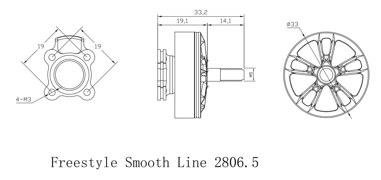 Freestyle Smooth Line 2806.5