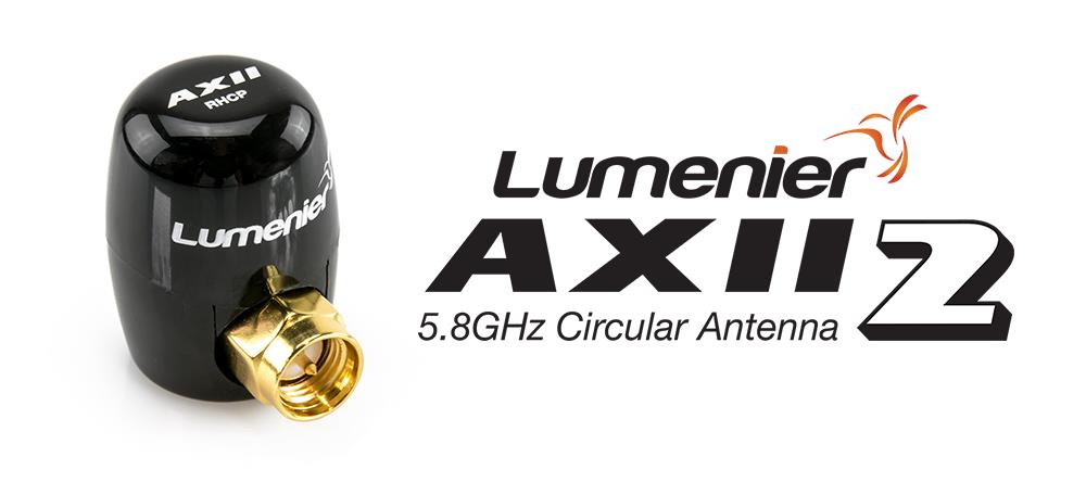 Lumenier AXII 2 Right-Angle Stubby