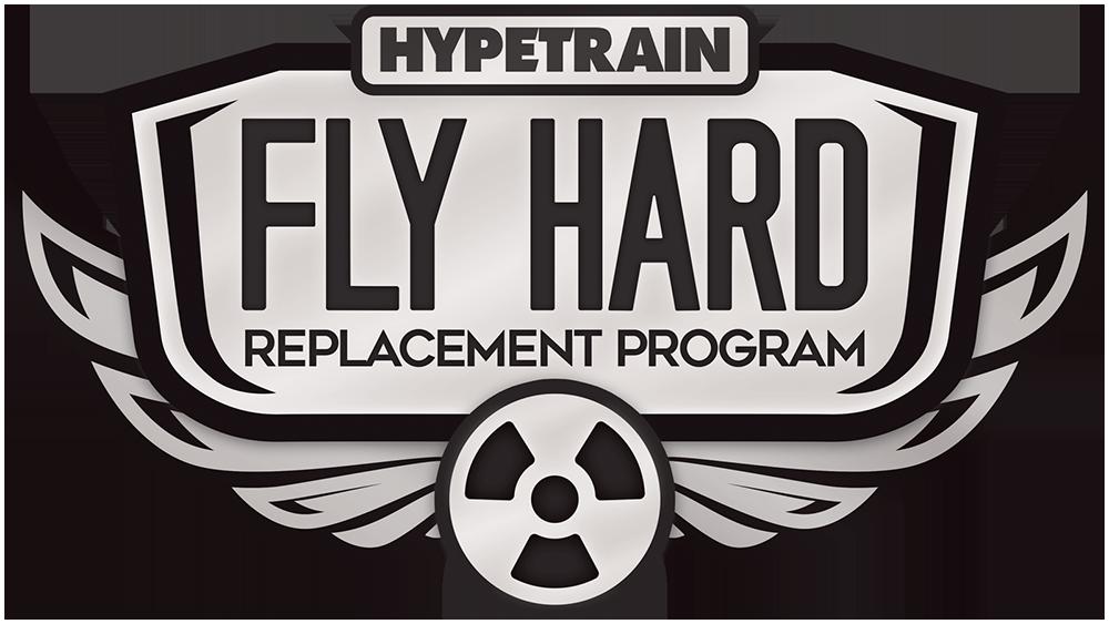 Rotor Riot blaster Fly Hard