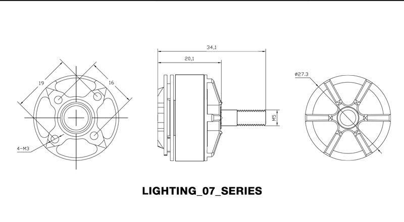 xnova lightning 2207 2450